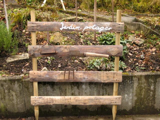 gartendeko holz selber machen – rekem, Garten und Bauen